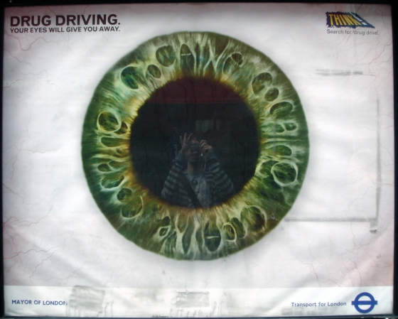 drug driving ad