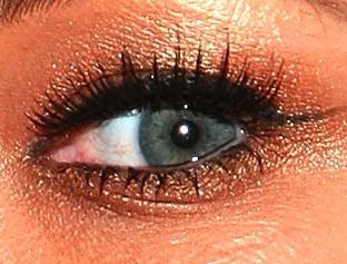 The eye of Jenna Jameson