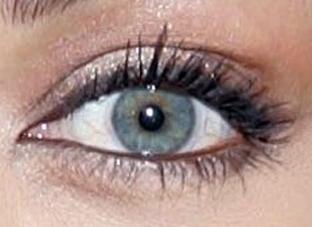 The eye of Aishwarya Rai