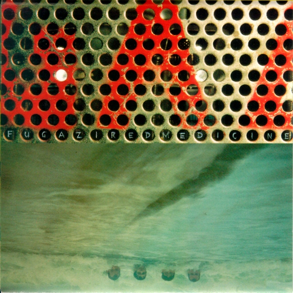 Red Medicine by Fugazi