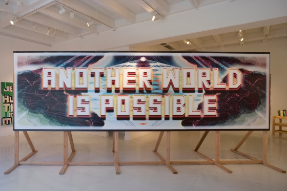 MARK TITCHNER - ANOTHER WORLD IS POSSIBLE, SAN DIEGO