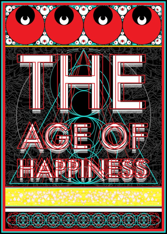 'The Age of Happiness' Mark Titchner, 2009